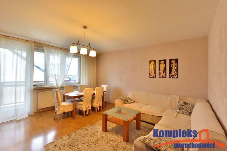 Mieszkanie 3-pokojowe Szczecin Gumieńce, ul. Hrubieszowska