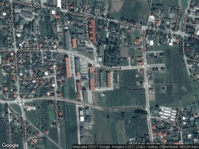 Mieszkanie 2-pokojowe Grójec, ul. Józefa Wybickiego 7