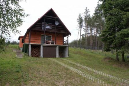 dom letniskowy Sulęczyno