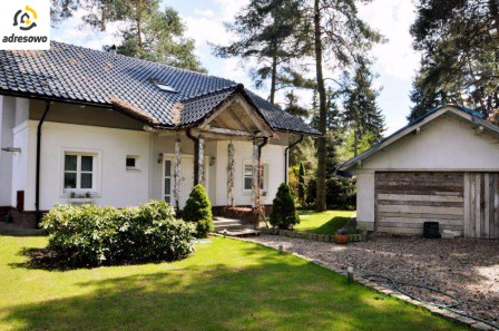 dom wolnostojący, 6 pokoi Konstantynów Łódzki Żabiczki, ul. Sosnowa 31