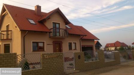 dom wolnostojący Koronowo, ul. Kąkolowa
