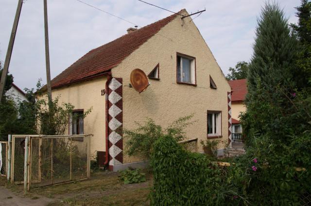 dom wolnostojący, 4 pokoje Klisino
