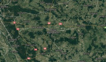Mieszkanie 3-pokojowe Mińsk Mazowiecki Centrum, ul. Nadrzeczna 58
