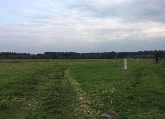 Działka rolna Białuń
