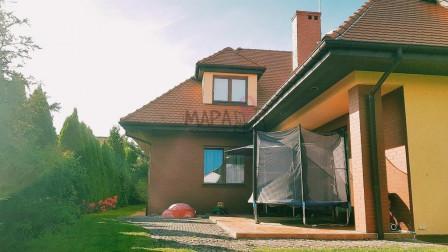dom wolnostojący, 6 pokoi Szczecin Bezrzecze