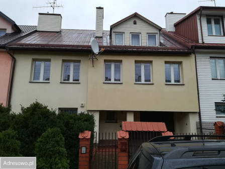 segmentowiec, 6 pokoi Białystok Starosielce