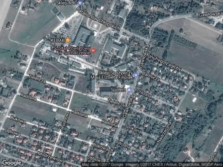 Mieszkanie 3-pokojowe Sochaczew, ul. Gawłowska 49