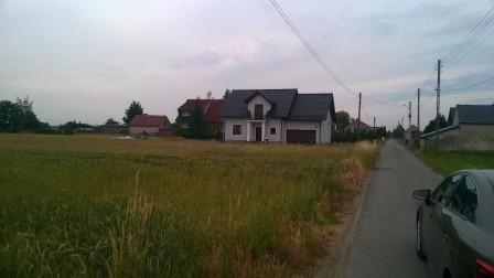 Działka rolno-budowlana Polska Nowa Wieś, ul. Zielona