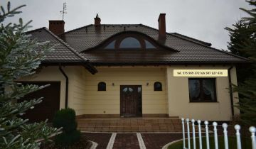 dom wolnostojący, 6 pokoi Grabowiec, ul. Świerkowa