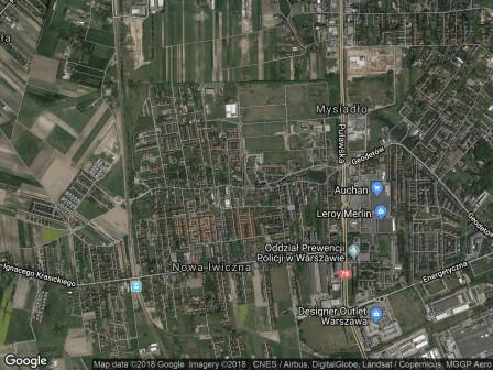 Mieszkanie 1-pokojowe Mysiadło, ul. Topolowa 2
