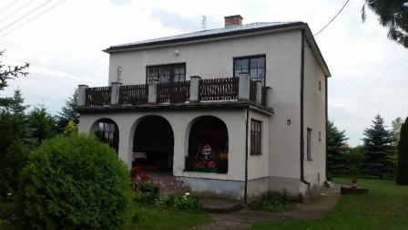 dom wolnostojący Czarna Wieś
