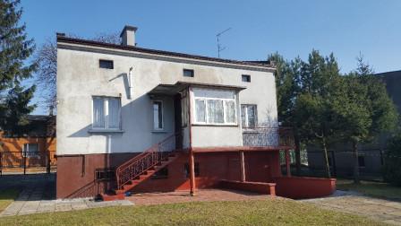 dom wolnostojący Będzin Warpie