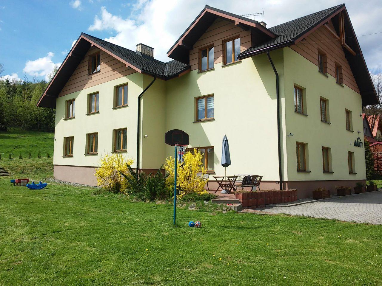 hotel/pensjonat, 20 pokoi Krynica-Zdrój Stara Droga, ul. Stara Droga