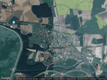 Mieszkanie 1-pokojowe Otmuchów, ul. Ogrodowa 16