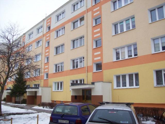 Mieszkanie 2-pokojowe Bydgoszcz Wyżyny, ul. Bohaterów Kragujewca 9