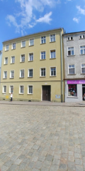 Mieszkanie 2-pokojowe Bolków, rynek Rynek 29