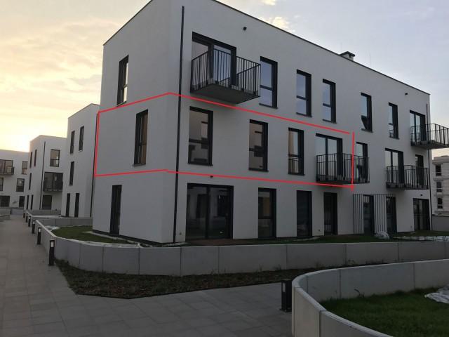 Mieszkanie 4-pokojowe Wrocław Złotniki, ul. Krystyny i Mariana Barskich 19