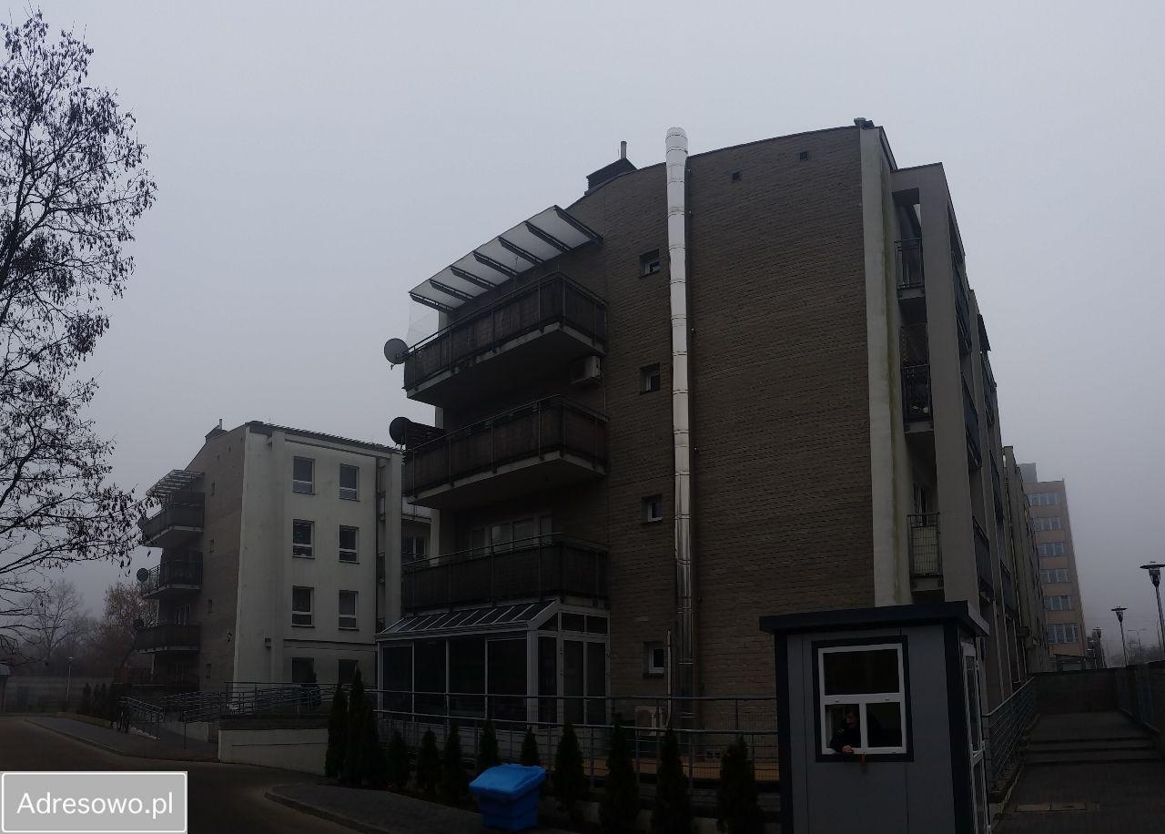 Mieszkanie 1-pokojowe Warszawa Wawer, ul. Poezji