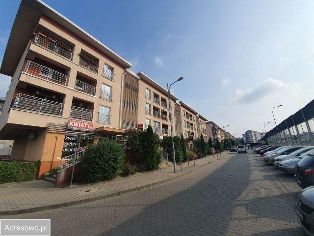 Mieszkanie 2-pokojowe Kraków Ruczaj, ul. Chmieleniec