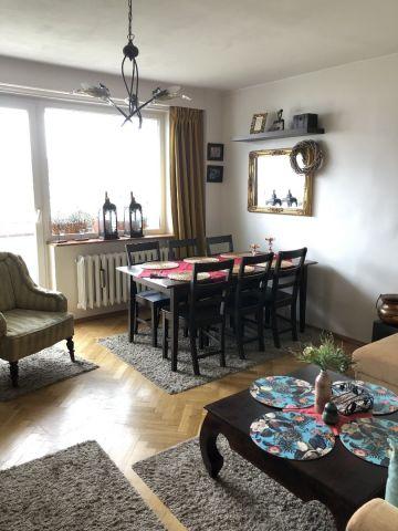 Mieszkanie 4-pokojowe Gdańsk Zaspa, ul. Jerzego Bajana