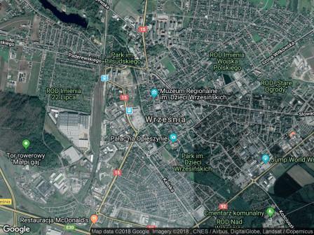 Mieszkanie 1-pokojowe Września Centrum, ul. Miłosławska 5