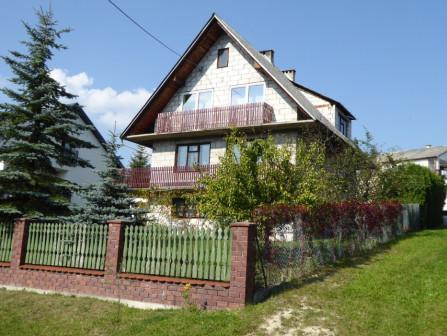 dom wolnostojący Tomaszów Lubelski, ul. Na Skarpie