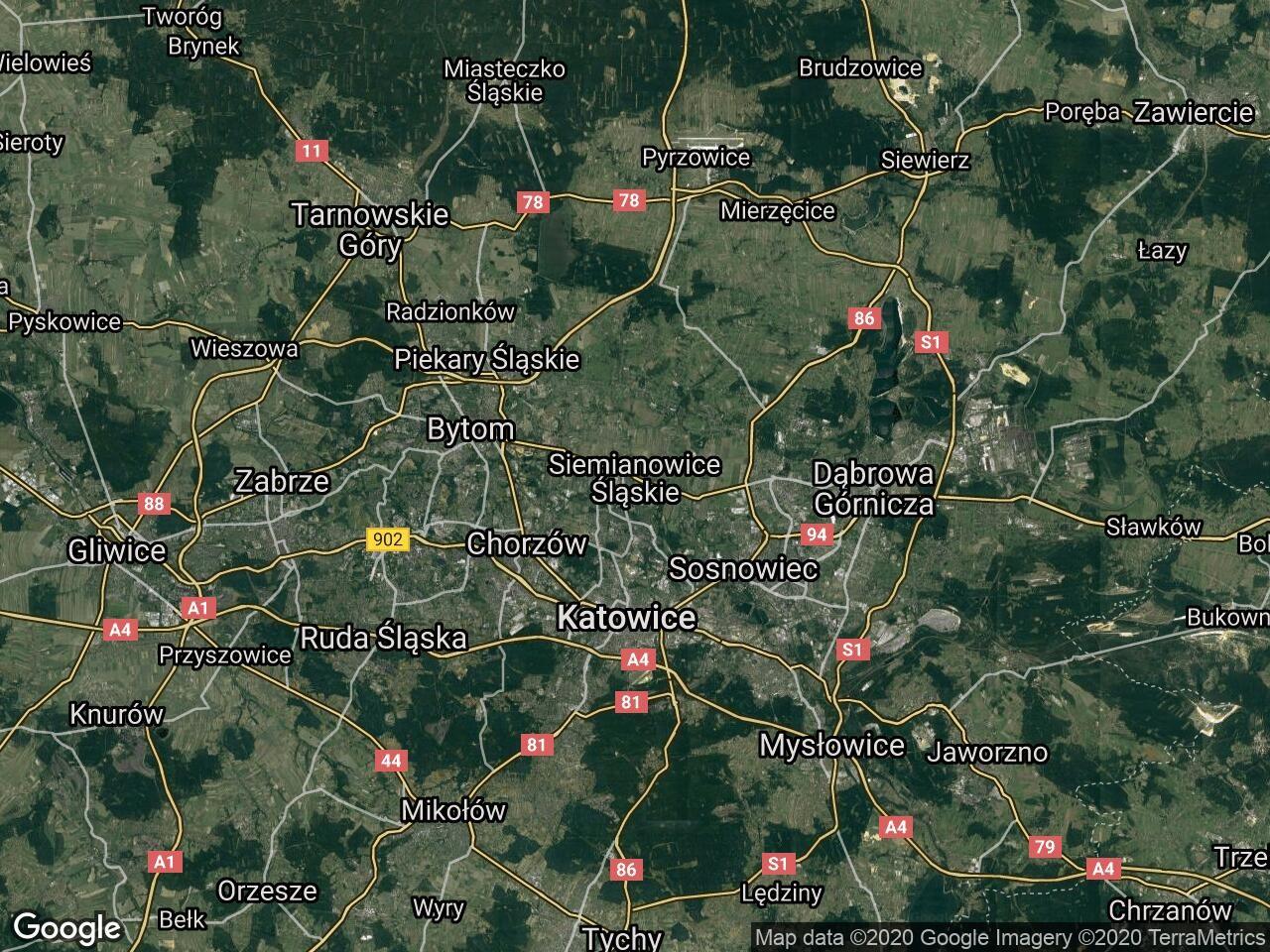 Mieszkanie 3-pokojowe Siemianowice Śląskie