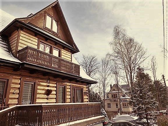 dom wolnostojący, 6 pokoi Zakopane Strążyska, ul. Bogdańskiego