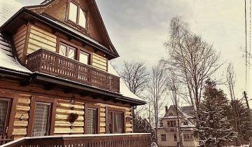 dom wolnostojący, 6 pokoi Zakopane Strążyska, ul. Bogdańskiego. Zdjęcie 1