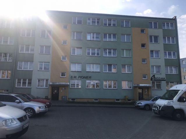 Mieszkanie 4-pokojowe Kętrzyn, ul. Różana