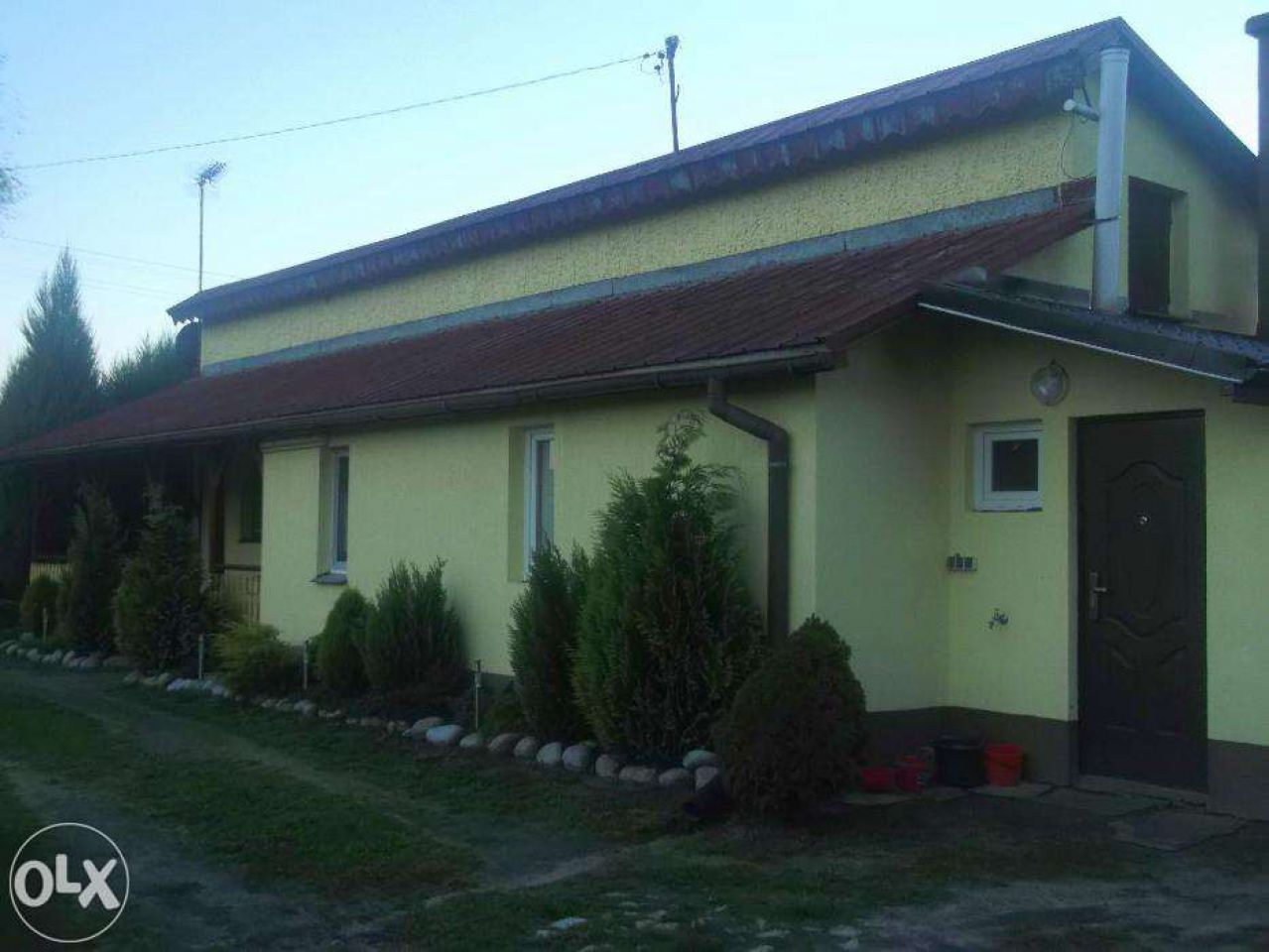 dom wolnostojący Dachnów
