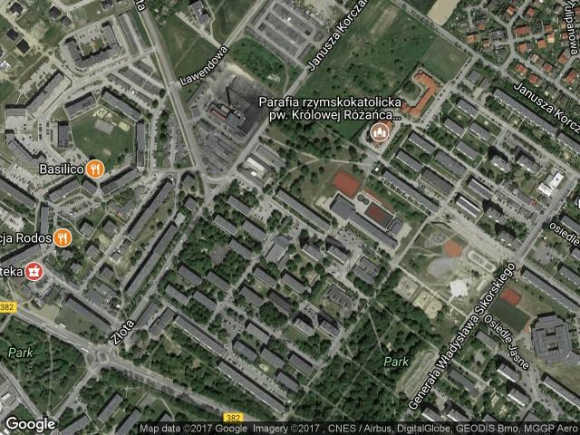 Mieszkanie 2-pokojowe Dzierżoniów, os. Błękitne