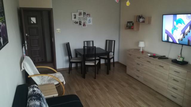 Mieszkanie 2-pokojowe Olsztyn Zatorze, ul. Aleksandra Puszkina 3