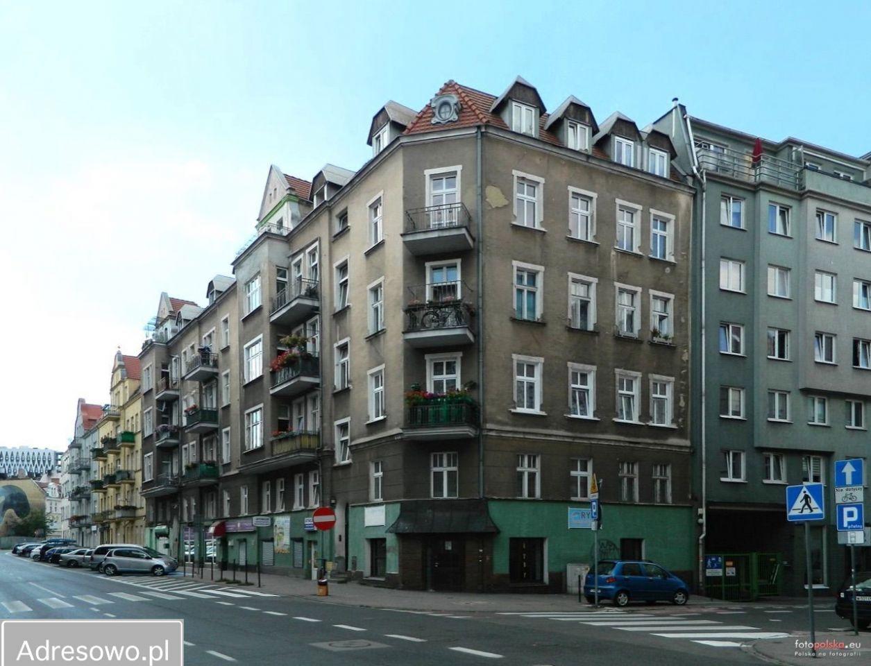 Mieszkanie 4-pokojowe Poznań Jeżyce, ul. Poznańska 26