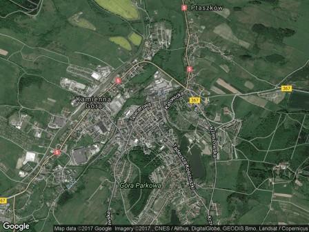 Działka inwestycyjna Kamienna Góra Centrum, ul. Stefana Żeromskiego