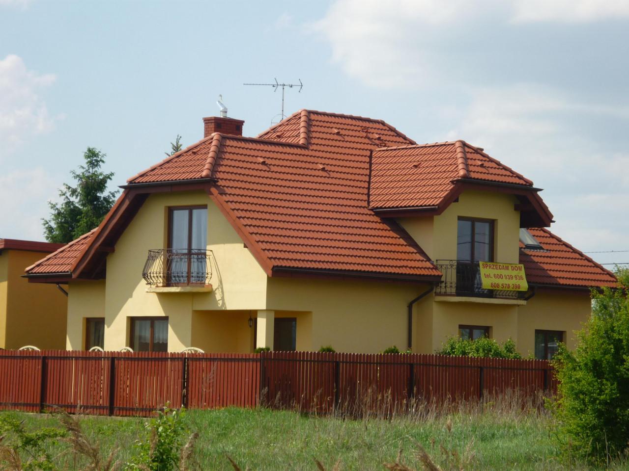 dom wolnostojący, 7 pokoi Warszawa Białołęka, ul. Lewandów 70