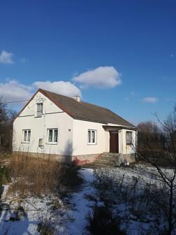 dom wolnostojący Kłuśno
