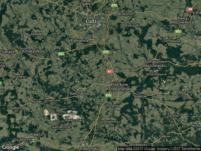Działka rolna Grabica