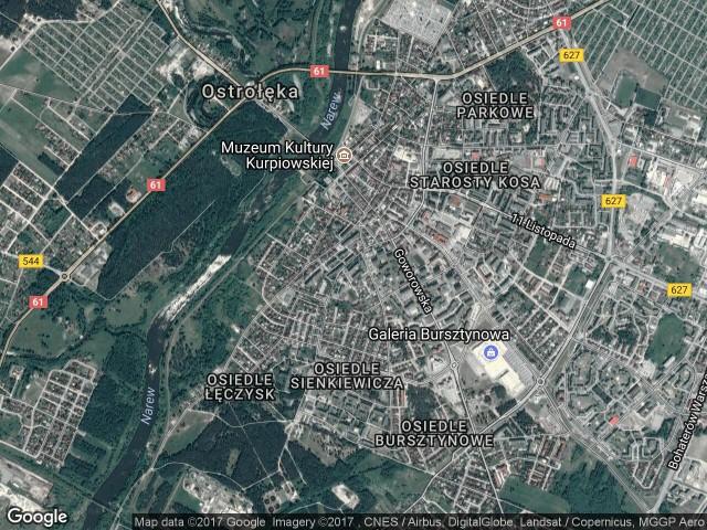 Mieszkanie 5-pokojowe Ostrołęka Centrum, ul. Henryka Sienkiewicza 11