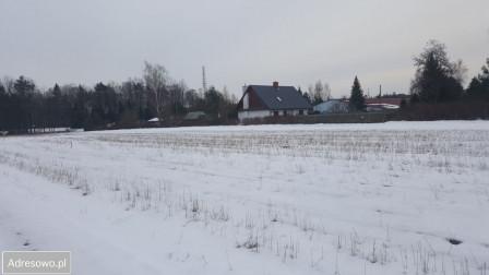 Działka rolna Hryniewicze