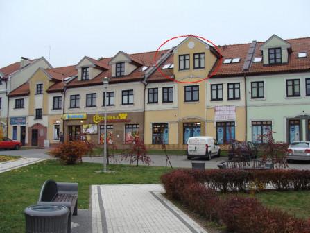 Mieszkanie 1-pokojowe Miłakowo, ul. Warszawska