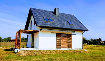 dom wolnostojący, 5 pokoi Oksa Borek, ul. Modrzewiowa. Zdjęcie 1