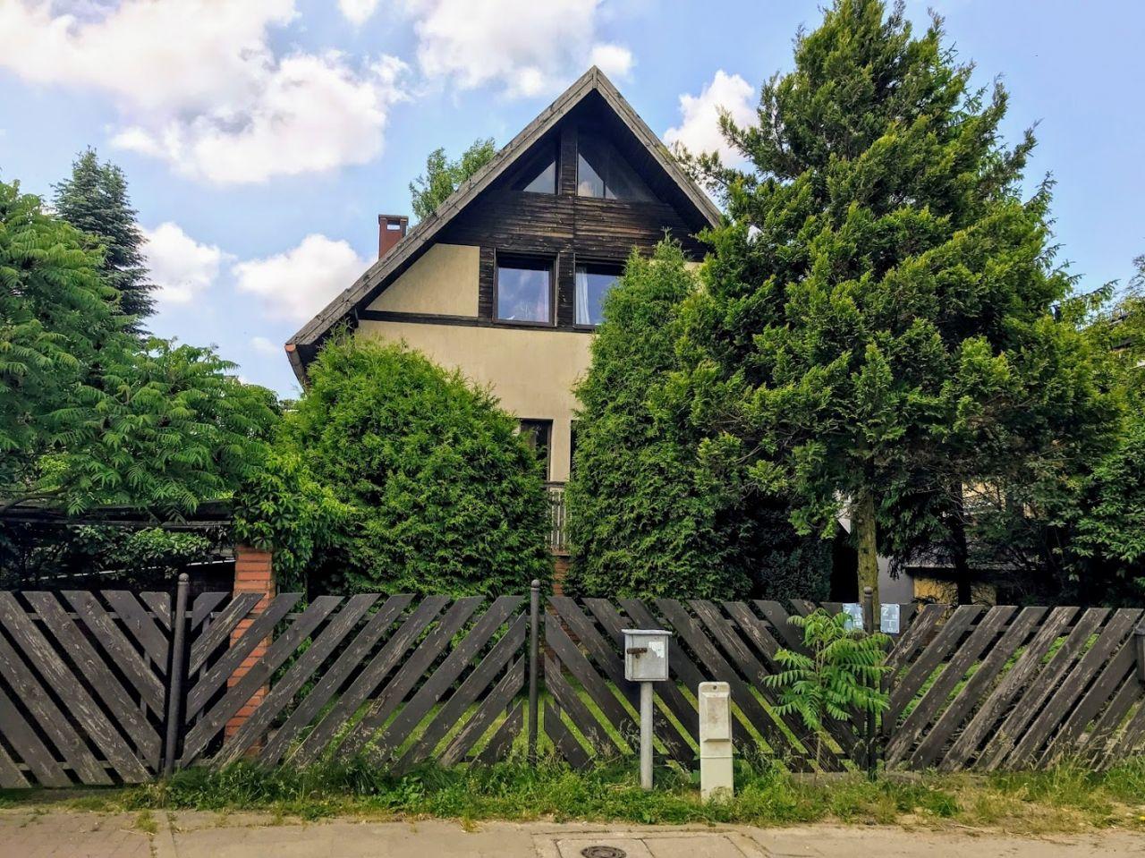 dom wolnostojący, 4 pokoje Gdańsk Osowa, ul. Galaktyczna