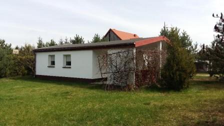dom letniskowy Wójcin