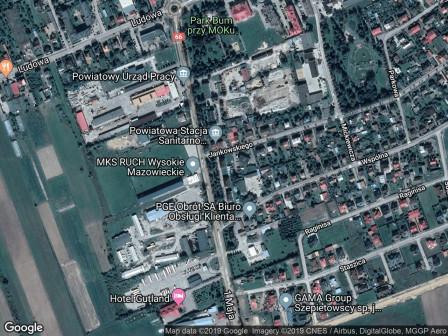 Mieszkanie 2-pokojowe Wysokie Mazowieckie, ul. 1 Maja 11