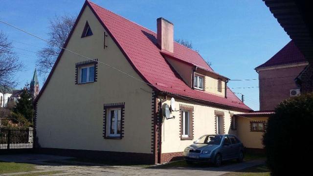 dom wolnostojący Główczyce, ul. Adama Mickiewicza 2