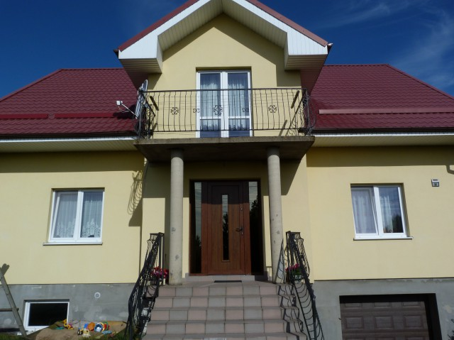 dom wolnostojący, 7 pokoi Mieroszyno, ul. Starowiejska