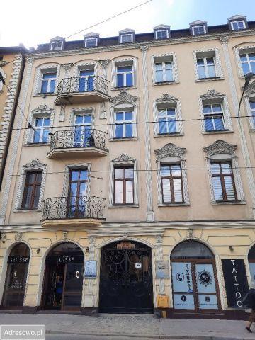Mieszkanie 3-pokojowe Łódź Śródmieście, ul. Jana Kilińskiego