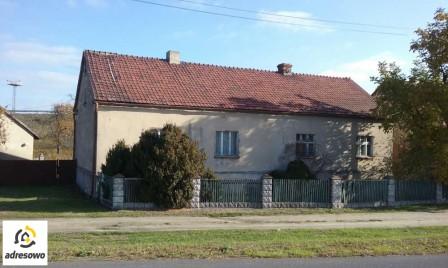 dom wolnostojący Borki