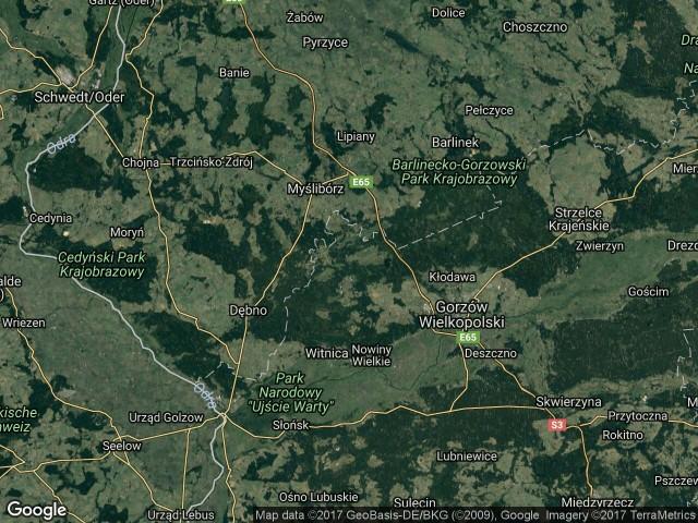 Działka rolna Kretkowo